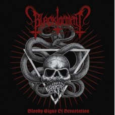 BLACK TORMENT - Bloody Signs Of Devastation CD