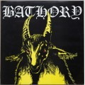 BATHORY - s/t CD (Yellow Cover)