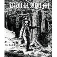BURZUM - The Lost Wisdom (CD+BOOK)