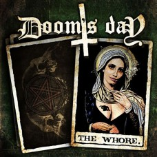 DOOM'S DAY - The Whore CD