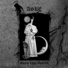 ASKE - Saatan Legio/Goatfuck CD