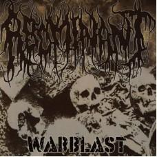 ABOMINANT - Warblast CD