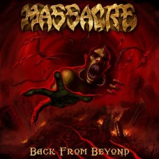 MASSACRE - Back from beyond CD