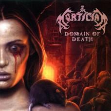 MORTICIAN - Domain of Death CD