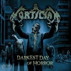 MORTICIAN - Darkest day of horror CD