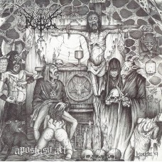 NAHUAL - Apostasy Act CD