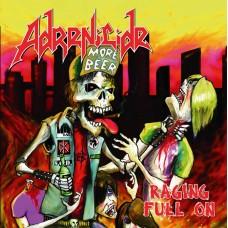 ADRENICIDE - Raging Full On CD