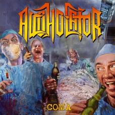 ALCOHOLATOR - Coma CD