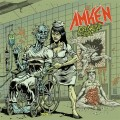 AMKEN / MAZE OF TERROR - Split CD