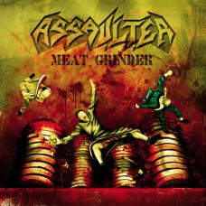 ASSAULTER - Meat Grinder CD