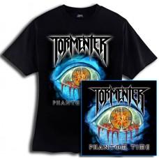 TORMENTER - Phantom Time EP (CD) + TShirt (Combo)