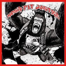 MOSH-PIT JUSTICE - Mosh-Pit Justice CD