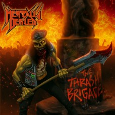 MENTALLY DEFILED - The Thrash Brigade CD