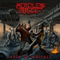 MERCILESS ATTACK - Back to Violence CD