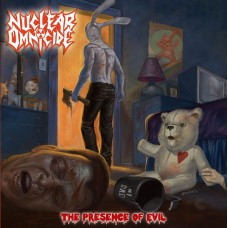 NUCLEAR OMNICIDE - The Presence of Evil CD
