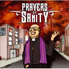 PRAYERS OF SANITY - Religion Blindness CD