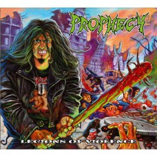 PROPHECY - Legions of Violence (DIGIPACK CD)