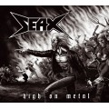 SEAX - High on Metal (DIGIPACK CD)