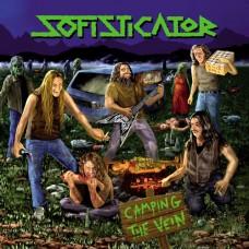 SOFISTICATOR - Camping the Vein CD (Re-edition w/bonus tracks)