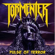 TORMENTER - Pulse of Terror CD