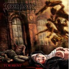 TOXIC TRACE - Torment CD