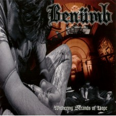 BENUMB -  Withering Strands of Hope CD