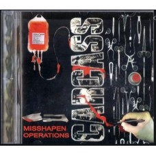 CARCASS - Misshapen Operations CD