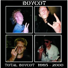 BOYCOT - total boycot 1995-2000 CD