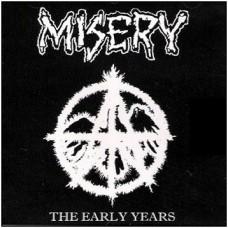 MISERY - early years CD