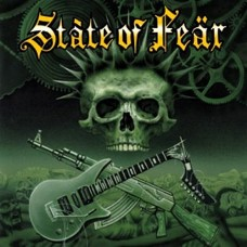 STATE OF FEAR - Discography CD