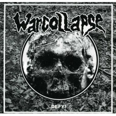 WARCOLLAPSE - Defy CD