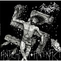 NUCLEAR FROST - Antichrist Anti Nazi CD