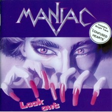 MANIAC - Look Out CD