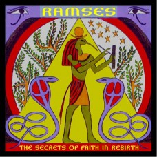 RAMSES - The Secrets of Faith in Rebirth CD
