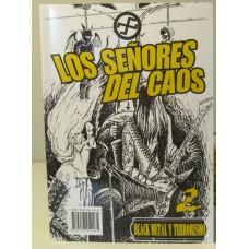 LOS SEÑORES DEL CAOS - Libro