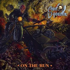 AXE STEELER - On The Run CD