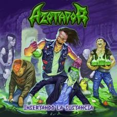 AZOTADOR - Insertando la Sustancia CD