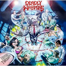 DEADLY WHISPERS - Brutal Therapy CD
