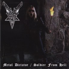 DEVIL LEE ROT - Metal Dictator/Soldier from Hell  CD