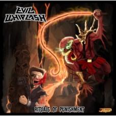 EVIL WHIPLASH - Rituals of Punishment CD