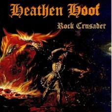 HEATHEN HOOF - Rock Crusader CD
