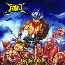 KRULL - The Black Coast CD