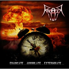 RAVAGER - Eradicate... Annihilate... Exterminate CD