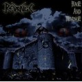 REVENGE - Rage And Revenge CD