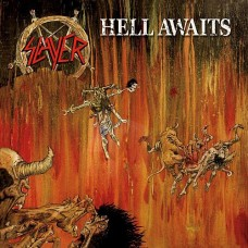 SLAYER - Hell Awaits DIGIPACK CD (Remastered)