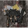 TORMENTOR - Violent World CD