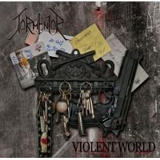 TORMENTOR - Violent World CD
