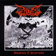 VERDUGO - Blasfemia Y Perversion CD