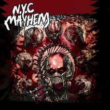 NYC MAYHEM - The Metal & Crossover Days (2xCD)