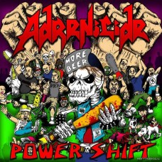 ADRENICIDE - Power Shift CD